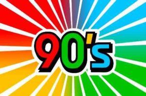 The Naughty 90s