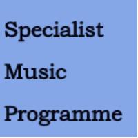 Specialist Music Programme